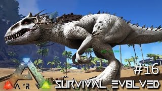 ARK: ANNUNAKI GENESIS - NEW ORCS & INDOMINUS REX !!! E16 (ARK SURVIVAL EVOLVED GAMEPLAY)