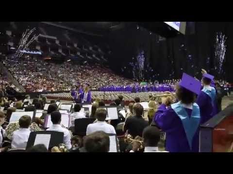 Ridge Point High School Graduation 2014 Alma Mater