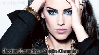 Watch Jessica Lowndes Snake Charmer video