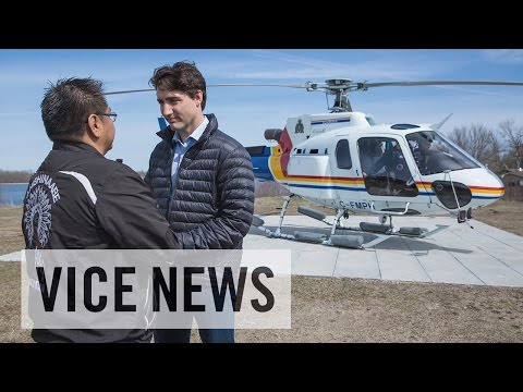 Prime Minister Justin Trudeau: The VICE News Interview