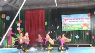 Trường mầm non xi măng Bỉm Sơn tổng kết năm học 2017-2018 bản 3