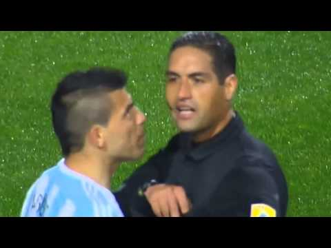 Lionel Messi and Aguero both miss huge chances to score | Argentina vs Colombia | Copa America 2015