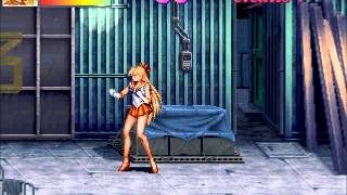 (MAME) Pretty Soldier Sailor Moon - Sailor Venus