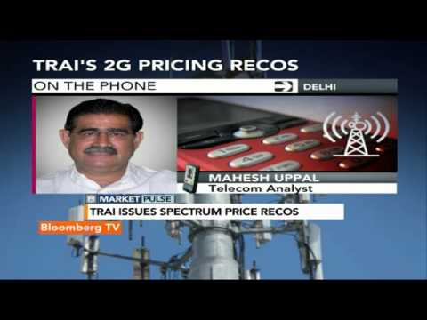 Market Pulse: TRAI Issues Spectrum Price Recos