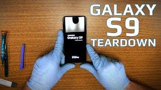 Samsung Galaxy S9 Teardown + Battery Repair + Screen Replacement