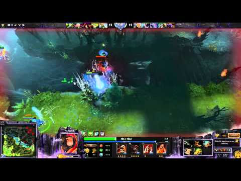 Lonely Ladder #35 - Warlock Hard Support (5316 MMR)
