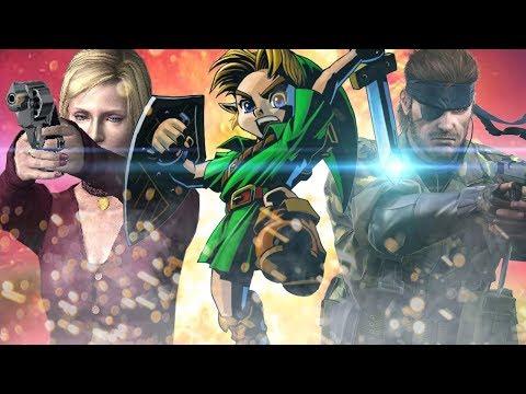 10 Фанатских Теорий из Видеоигр