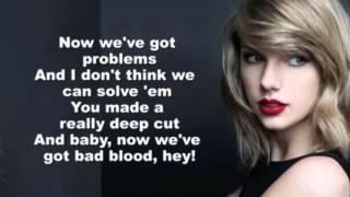 download lagu Bad Blood Taylor Swift Song gratis