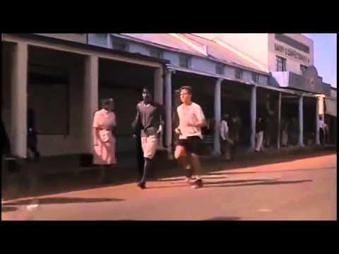 The Power of One PK running scene