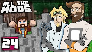 Minecraft All The Mods #24 - THE WALL