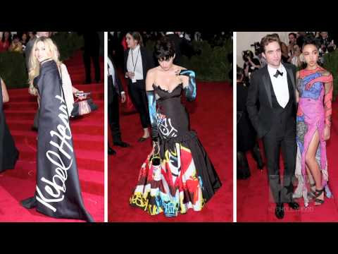 Top Looks From The 2015 Met Gala: Rihanna, SJP, Beyonce & More - HipHollywood.com