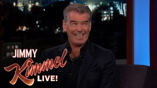 Pierce Brosnan Reveals Whether Deadpool 2 Cable Rumors are True