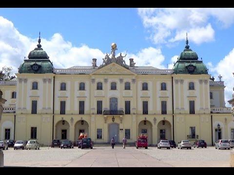 Branicki Palace, Białystok, Podlaskie, Poland, Europe