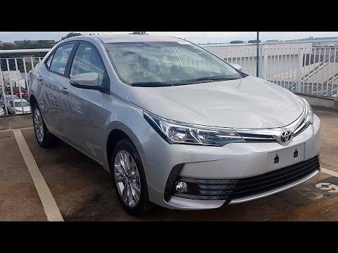 Novo Toyota Corolla 2018: preços, detalhes, consumo - versão Brasil - www.car.blog.br