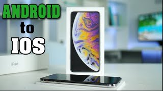 Switching From Android to Iphone XS Max (Not an Easy Task)