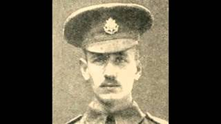 "British soldier Edward Dwyer sings ""We"