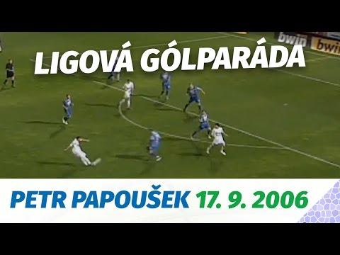 Ligová gólparáda - Petr Papoušek