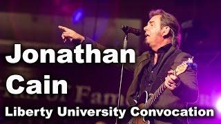 Jonathan Cain Liberty University Convocation