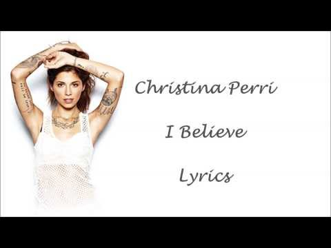 Christina Perri - I Believe