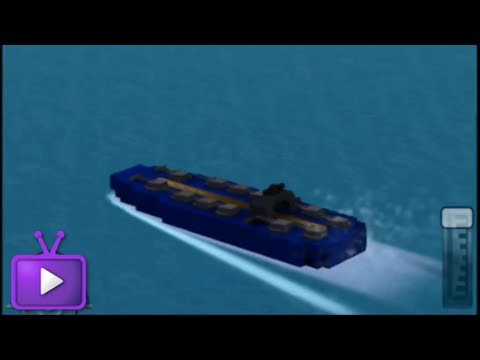 battleship craft ---battle barge--- lets build a ship #10 (ios app)
