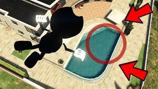 ¿¿PODRÁ BENDY CAER EN LA PISCINA DE LOS ANIMATRÓNICOS?? (GTA 5 Mods)