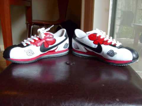 custom cortez shoes