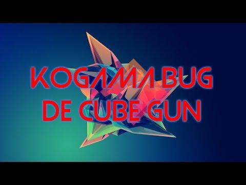 KoGaMa Bug De Cube Gun