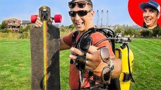 Found Diamond Bracelet, Santa Cruz Longboard and Lost Sunglasses River Treasure Diving! (Scuba)