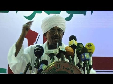 Béchir réélu sans surprise à la tête du Soudan