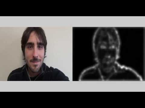 Facial Expression Analysis Demo - Gabor Wavelets