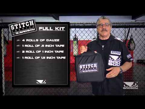 Bad Boy Stitch Premium Cornerman Kit