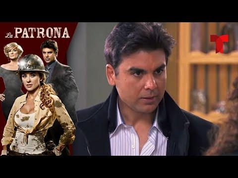 La Patrona | La Patrona | Cap ítulo 38 | Telemundo Novelas