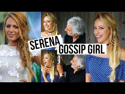 Coiffure de Serena dans Gossip Girl