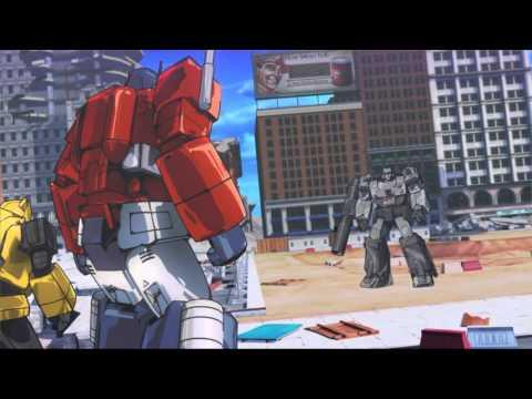 Transformers: Devastation 變形金剛:毀滅行動 HD 第一章 鋼鐵之城