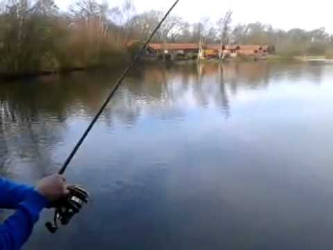 Tattershall lakes fishing youtube for Fishing license for disabled person