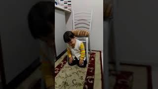 1,5 yaşındaki çocuğun zikir çekişi MaşaAllah SübhanAllah