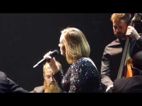 Adele - Don't You Remember LIVE Austin Tx. 11/4/16