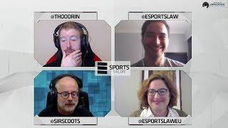 Esports Salon Episode 17: Player Contracts (feat. Bryce Blum, SirScoots and Anna Baumann)