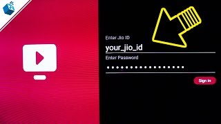 How to Install and Set Jio ID in JioTV App on Mi TV 100% Working