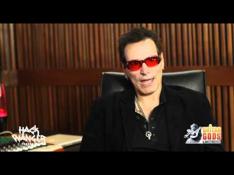Steve Vai Interview on Guitar Gods and Masterpieces (TV Show)
