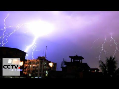 India Deadly Lightning: At least 93 dead as monsoon season starts