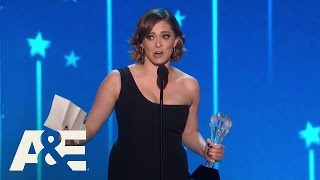 Rachel Bloom Wins Best Actress in a Comedy Series | 2016 Critics