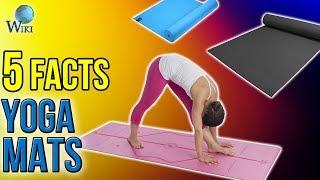 Yoga Mats: 5 Fast Facts