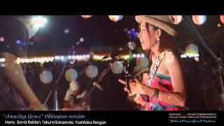 Amazing Grace : Okinawa version