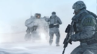 Arctic Warhound - Ghost Recon_ Future Soldier Gameplay