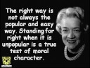 Creative Quotations from Margaret Chase Smith for Dec 14
