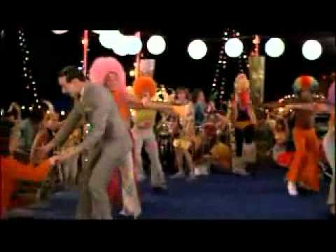 Pee Wee Herman - Bird Is The Word - 'surfin Bird video