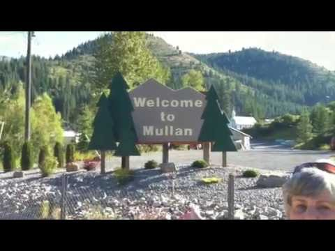 Linda Olson is your guide to historic Mullan Idaho.