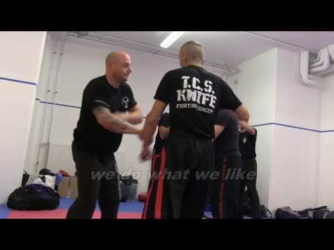TCS Knife Fighting Concept - Regular Trainingsclass (Method of training) Image 1