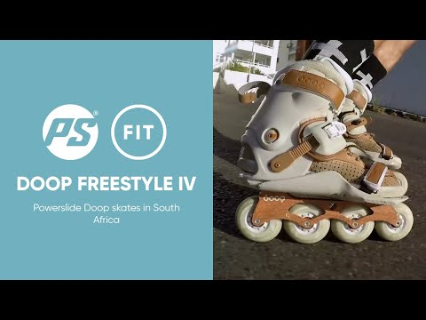 Doop Freestyle Iv Step In Skates In South Africa Powerslide